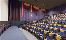 Courtyard Marriott Gettysburg - Movie Theater Interior