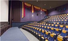 Courtyard Marriott Gettysburg - Movie Theater Interior