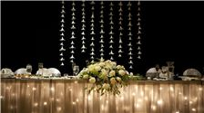 Gettysburg Wedding Party Table
