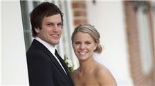 Gettysburg Wedding Couple