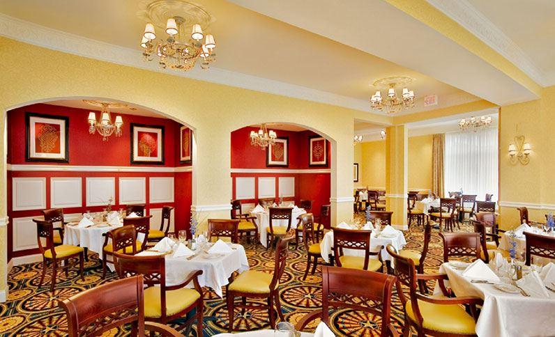 Gettysburg Hotel Restaurant