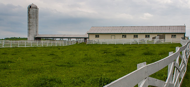 Eisenhower Historic Site at Gettysburg