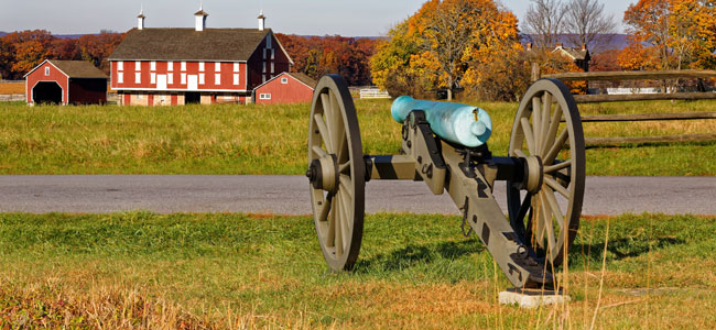 Gettysburg National Military Park Visitors Center & Museum