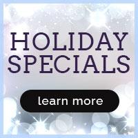 Gettysburg Hotel Holiday Specials