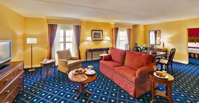 Wyndham Gettysburg, Pennsylvania Presidential Suite