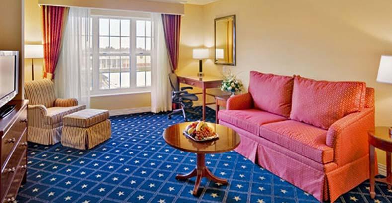 Wyndham Gettysburg, Pennsylvania Deluxe Suite
