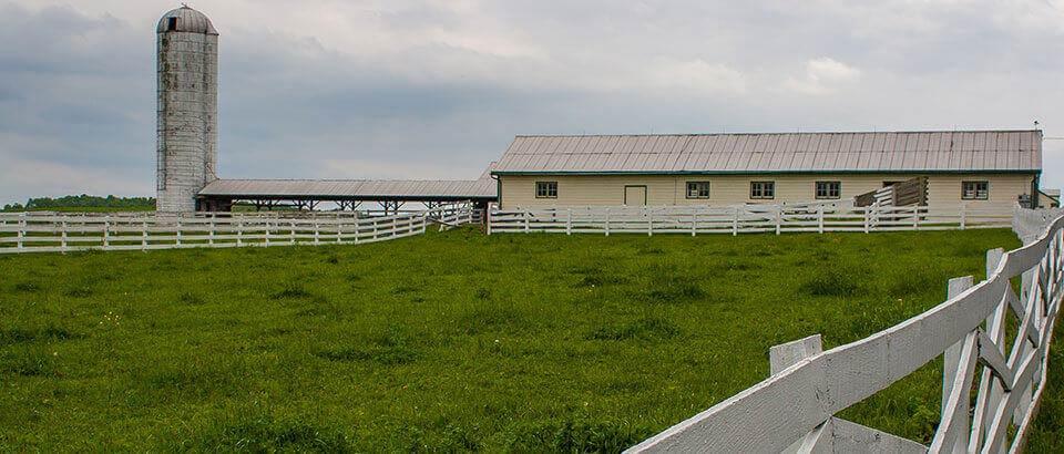 Eisenhower Historic Site Gettysburg