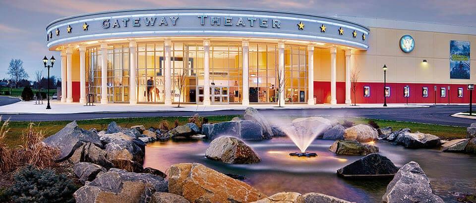 Gateway Movie Theater Pennsylvania