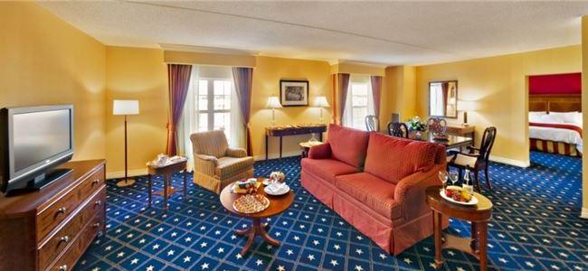 Presidential Suite - Wyndham Gettysburg, Pennsylvania