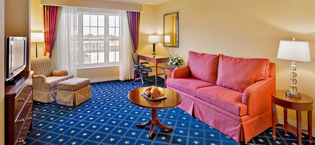 Wyndham Gettysburg, Pennsylvania - Deluxe Suite