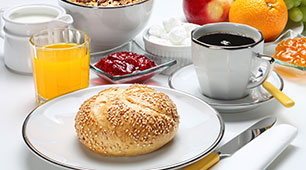 Breakfast Offer at Wyndham Gettysburg - Buy One, Get One Free Breakfast Entrée