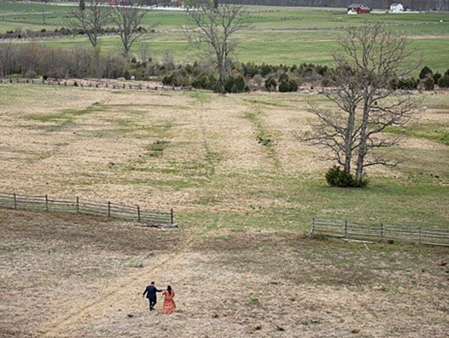Wyndham Gettysburg Hotel Featured Weddings, Pennsylvania