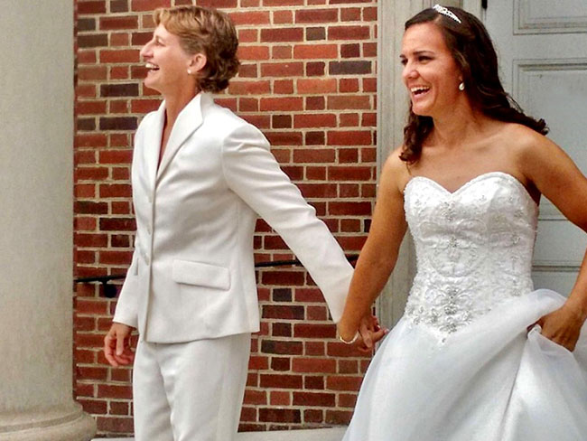 LGBTQ Weddings offered at Gateway Gettysburg